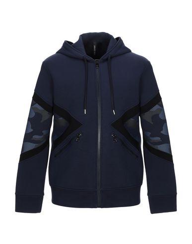 NEIL BARRETT - Hooded track jacket