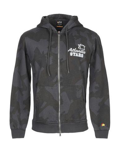 ATLANTIC STARS - Hooded track jacket