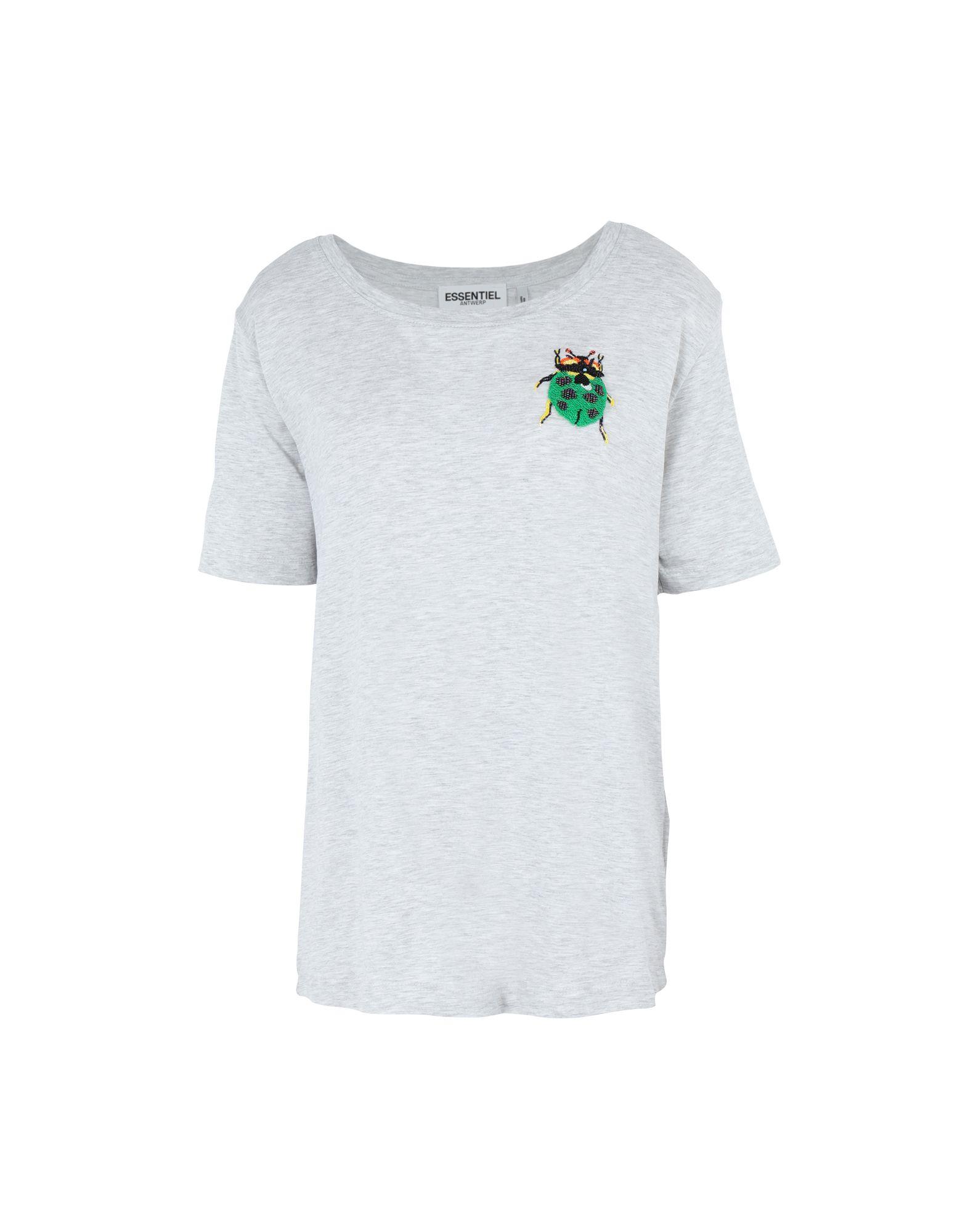 T-Shirt T-Shirt T-Shirt Essentiel Antwerp Sobeetle2 - donna - 12320947RC 007