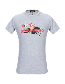 7abe645d9d8 T-Shirts Dsquared2 - Dsquared2 Homme - YOOX