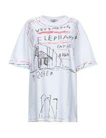 VETEMENTS - T-shirt