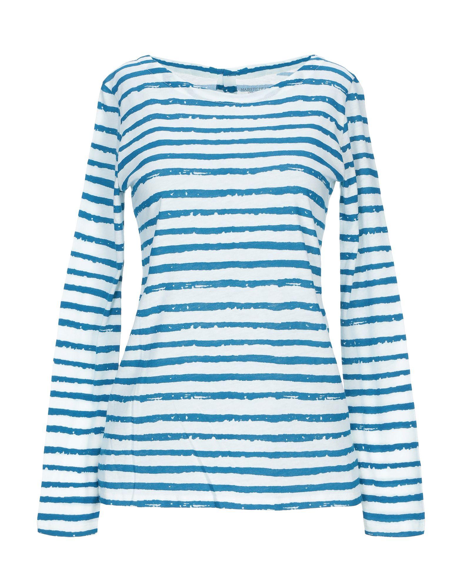 T-Shirt Majestic Filatures damen - 12323042EI