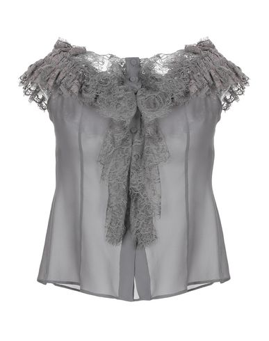 ALBERTA FERRETTI - Lace shirts & blouses