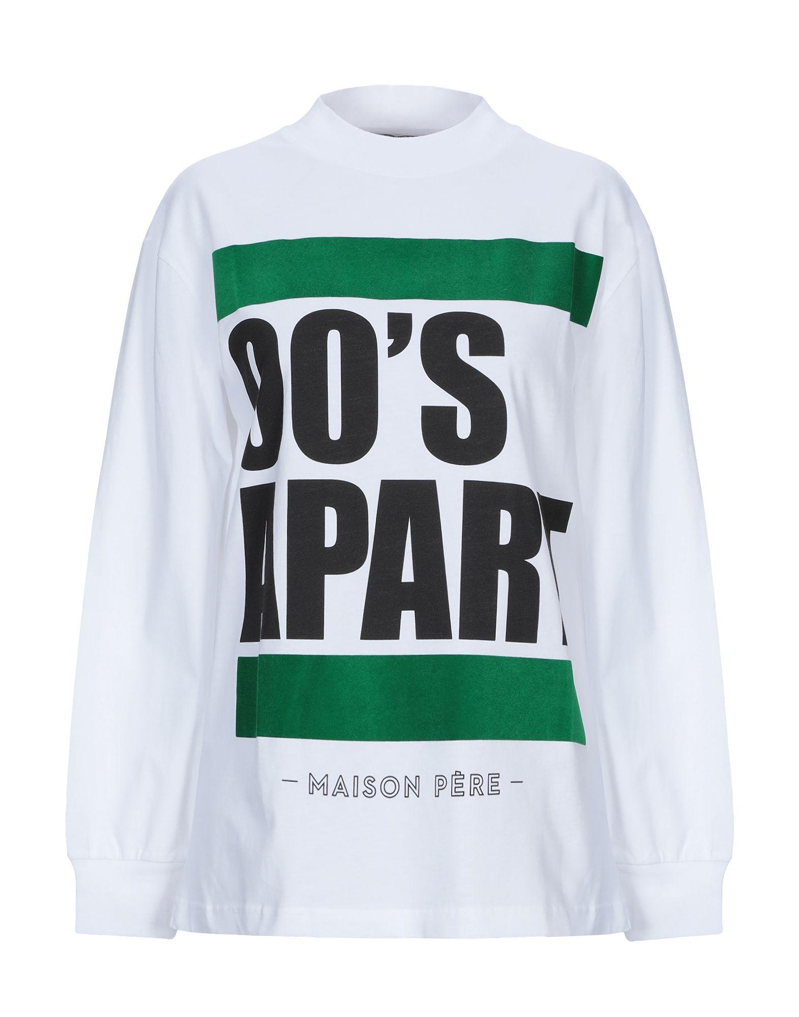 T-Shirt Maison Père donna donna - 12323225CR  Qualitätsprodukt