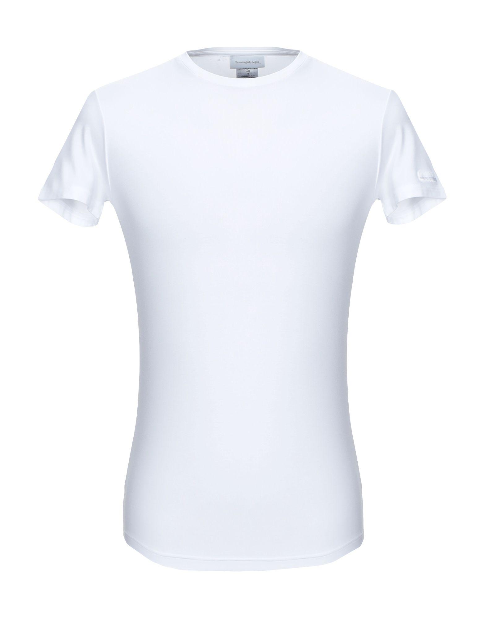 T-Shirt Ermenegildo Zegna uomo - 12324318SO 12324318SO