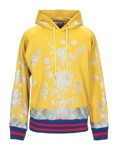 83208a1c GUCCI Hooded track jacket - Jumpers and Sweatshirts | YOOX.COM