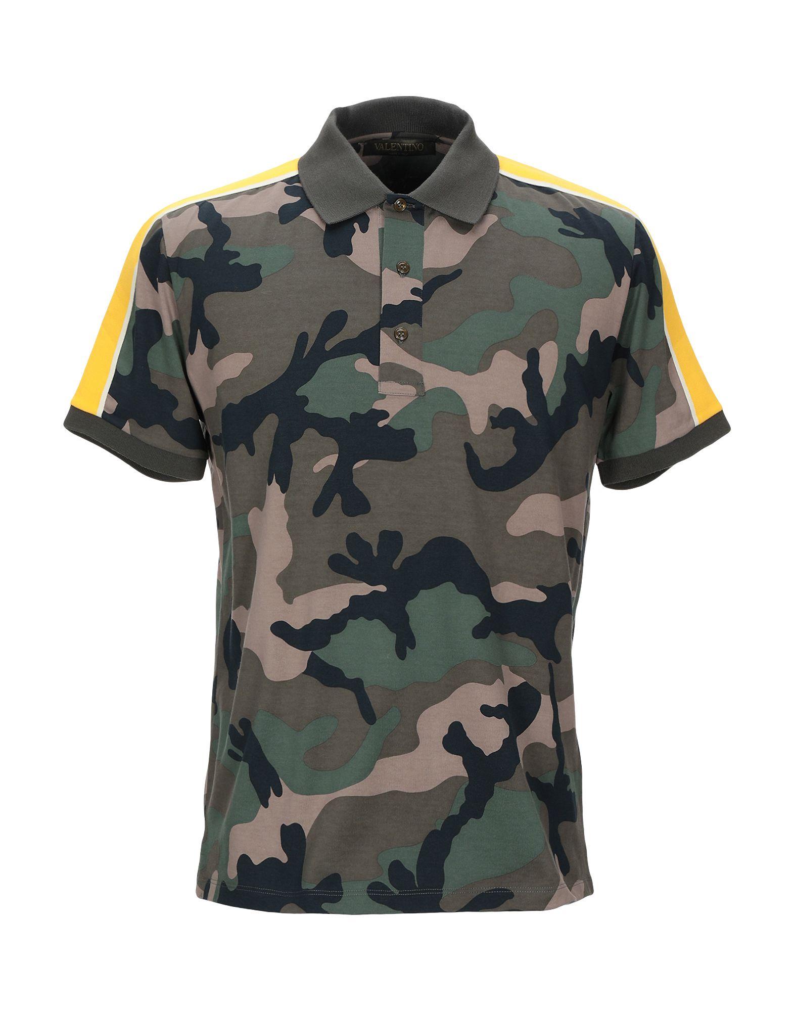 2c293e00 Valentino Polo Shirt - Men Valentino Polo Shirts online on YOOX United  States - 12327902BS