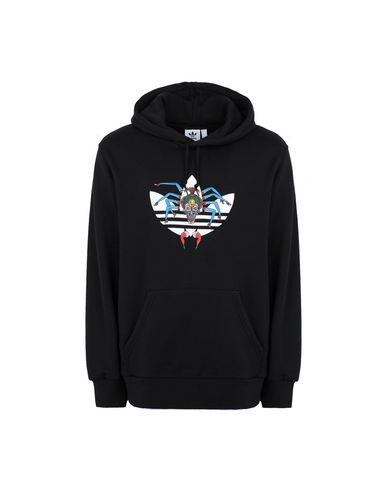 genuine shoes buy popular factory outlet ADIDAS ORIGINALS Hoodie - Pullover & Sweatshirts | YOOX.COM