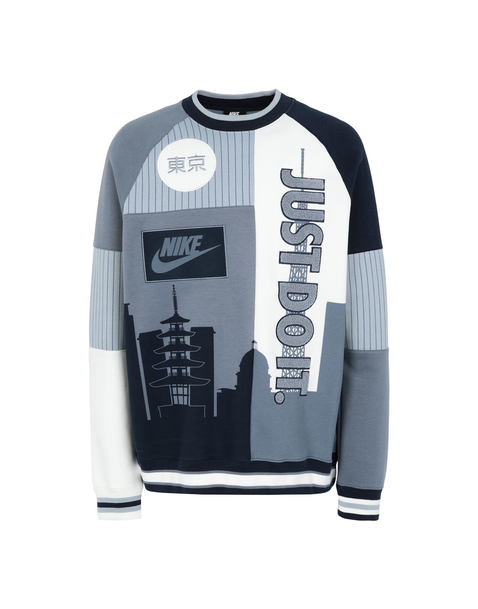 meet d4690 5f08c NIKE Sweatshirt - Jumpers and Sweatshirts | YOOX.COM