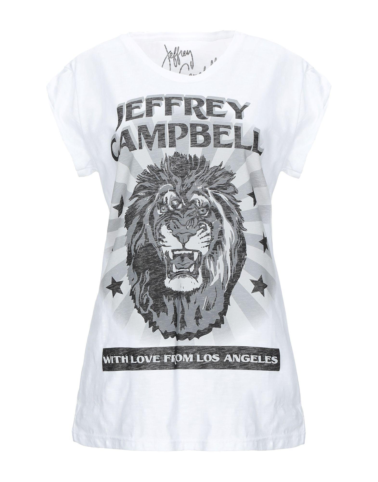 T-Shirt Jeffrey Campbell damen - 12329265KS