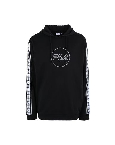 FILA HERITAGE - Hooded track jacket