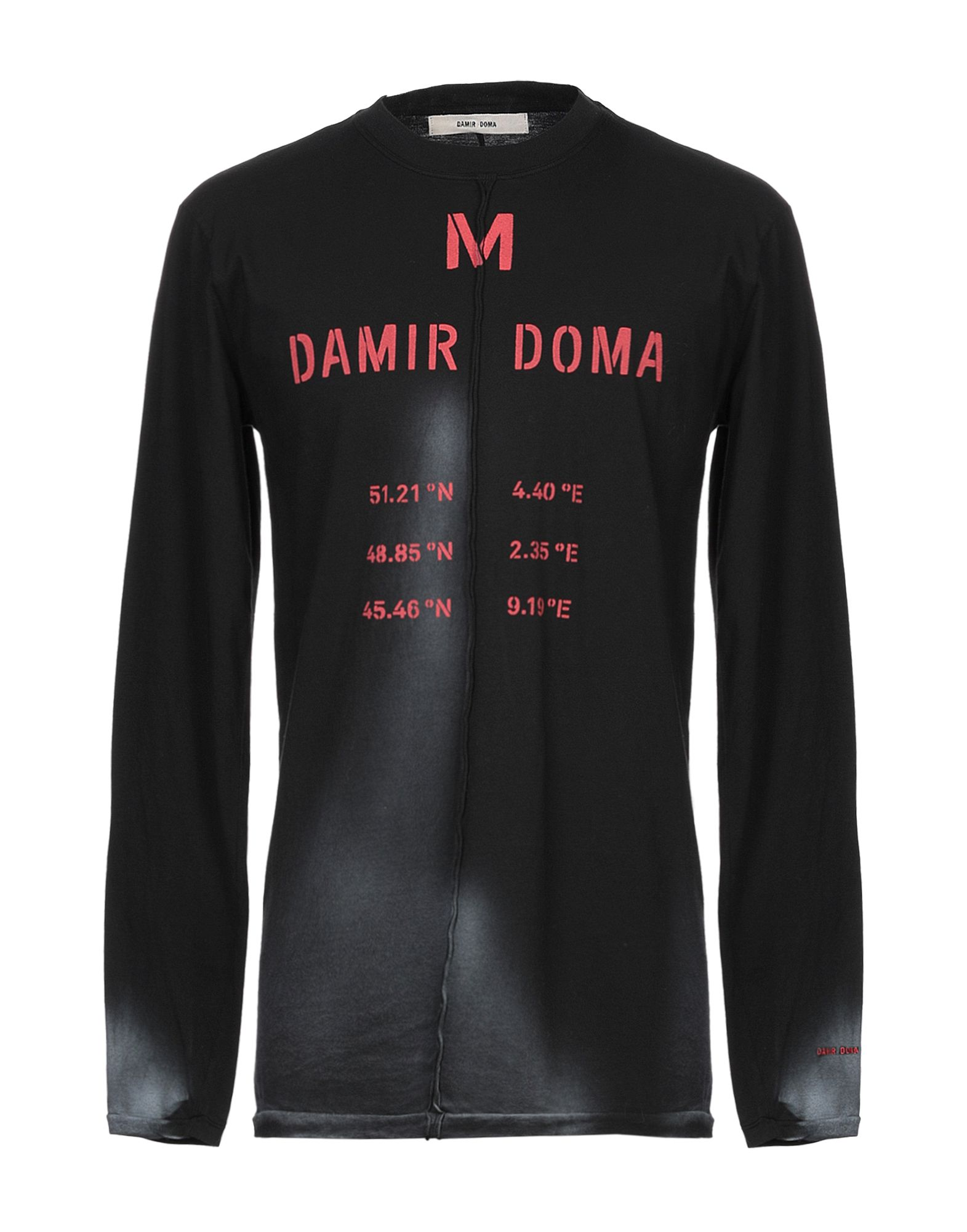T-Shirt Damir Doma Doma uomo - 12329880JL  wähle deinen Favoriten