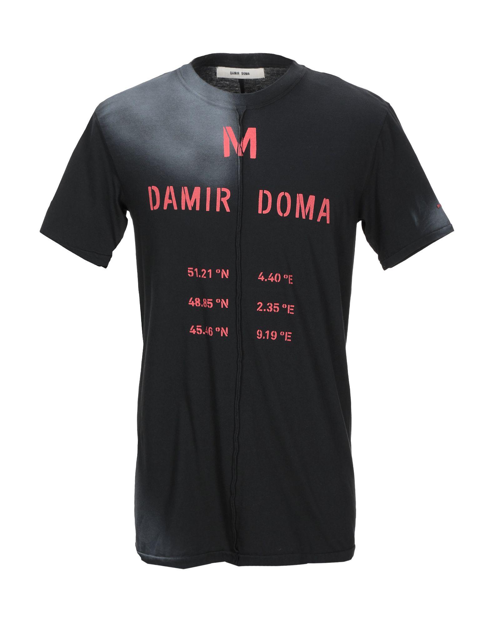 T-Shirt Damir Doma uomo uomo - 12329934ES  Auslauf