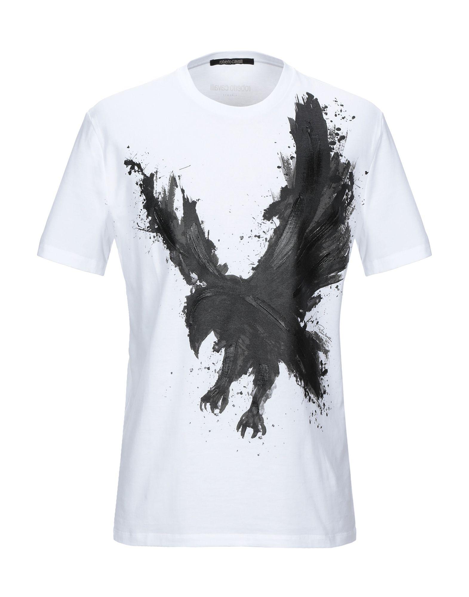 T-Shirt Roberto Cavalli herren - 12330042WM