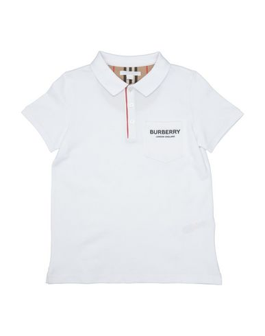 8519ba99f1990b Burberry Polo Shirt Boy 9-16 years online on YOOX United States