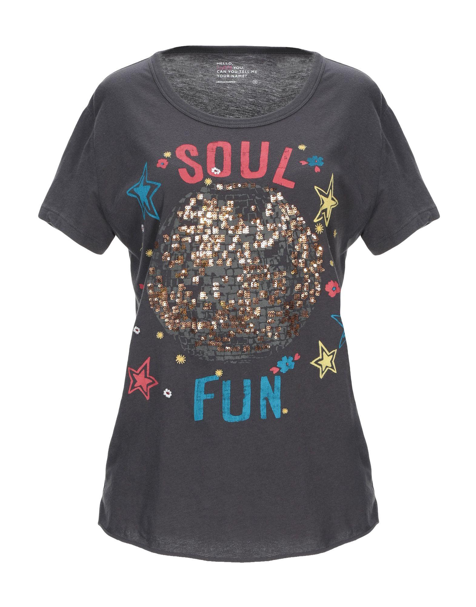 T-Shirt Leon & Harper Harper donna - 12330704GD  Marke kaufen