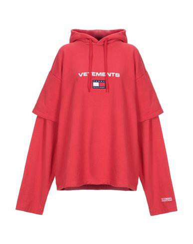 Vetements X Tommy Hilfiger Hooded Sweatshirt   Sweaters And Sweatshirts by Vetements X Tommy Hilfiger