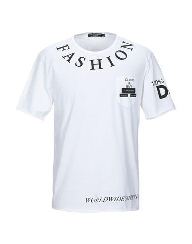 0a4f6b890156 Dolce & Gabbana T-Shirt - Men Dolce & Gabbana T-Shirts online on ...