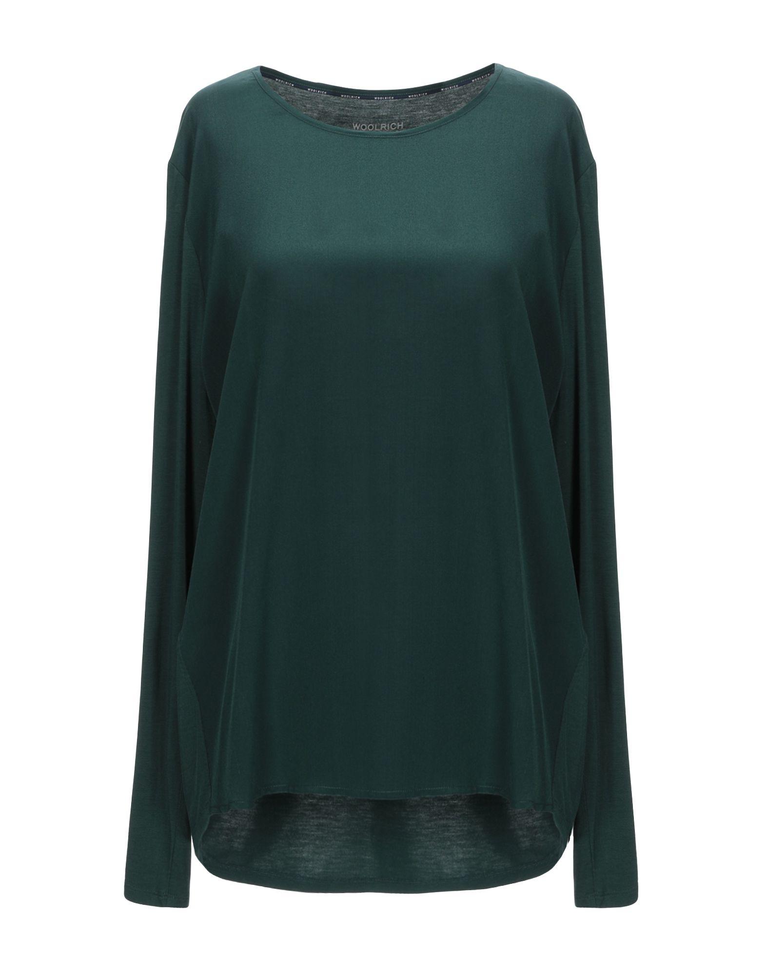 T-Shirt Woolrich donna donna donna - 12331211XG 9ba