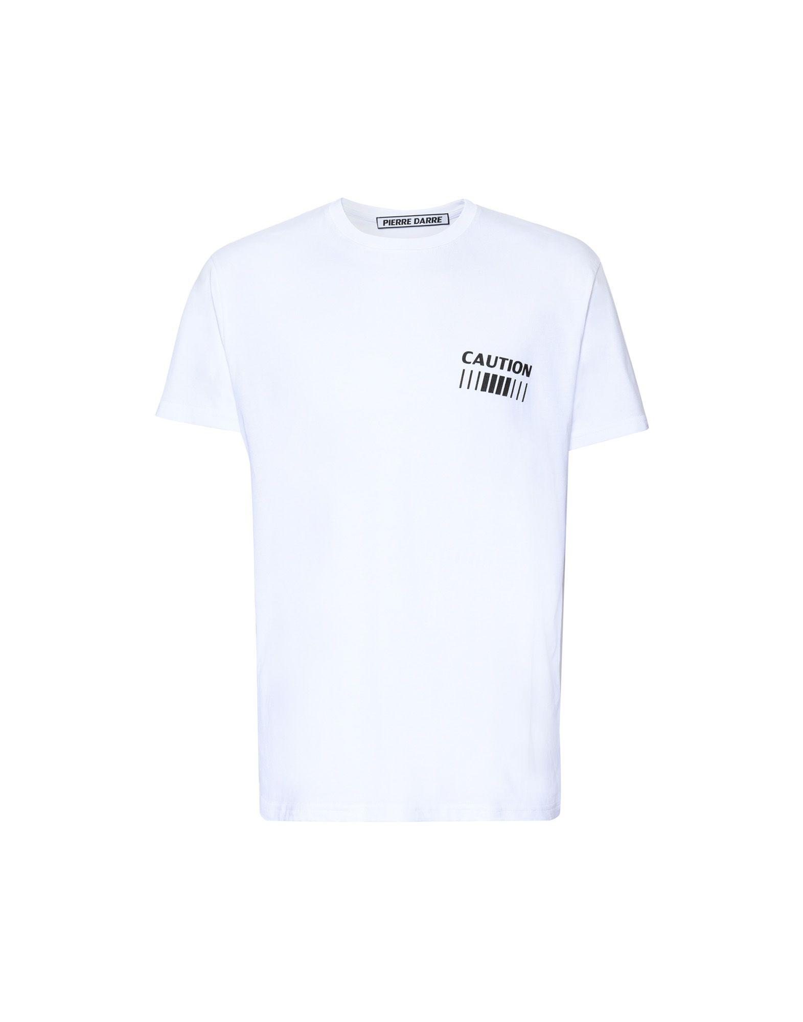 T-Shirt Pierre Darré herren - 12332036IN
