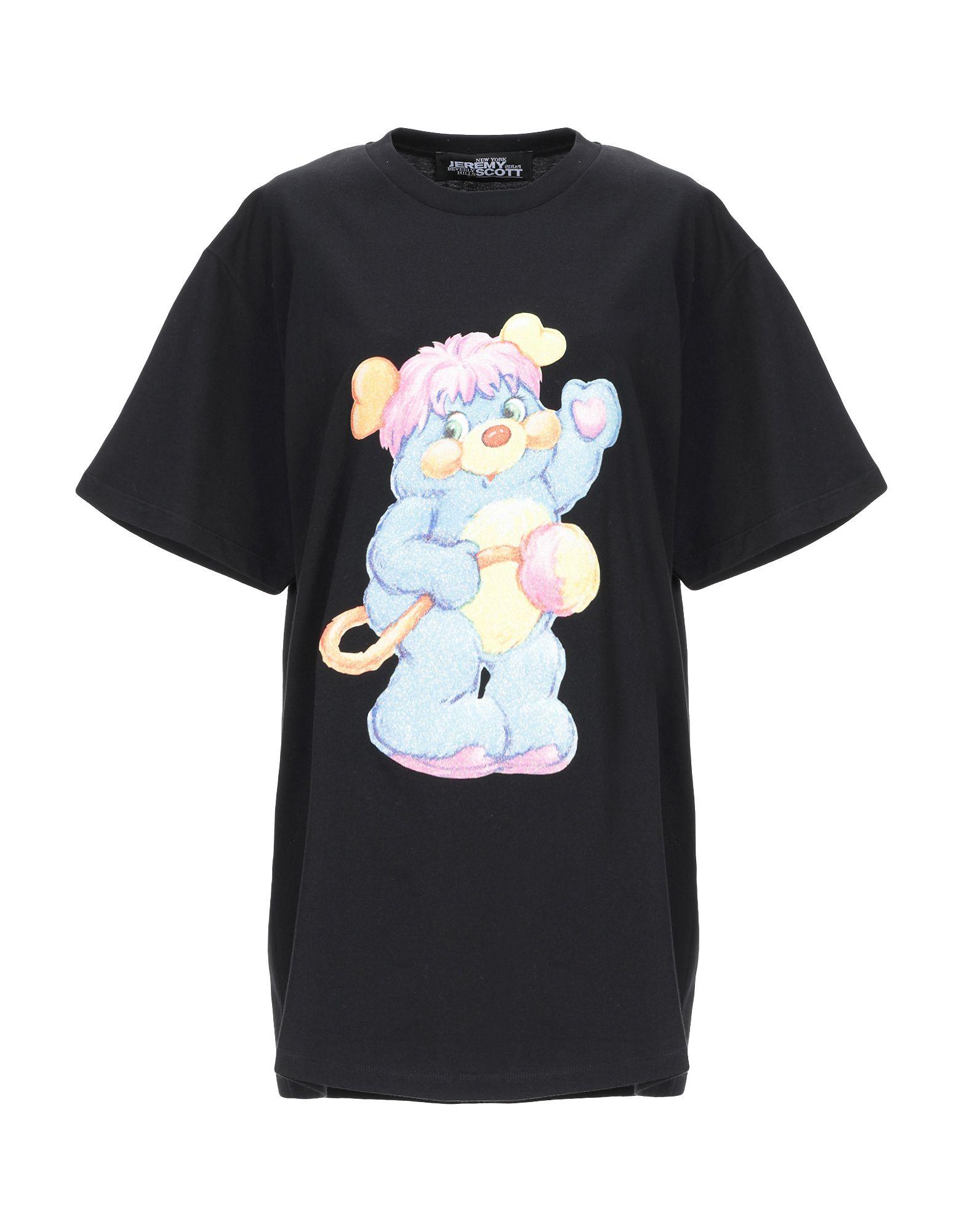 T-Shirt Jeremy Scott damen - 12332365IW