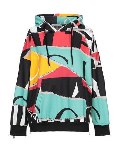 MOSCHINO - Hooded track jacket