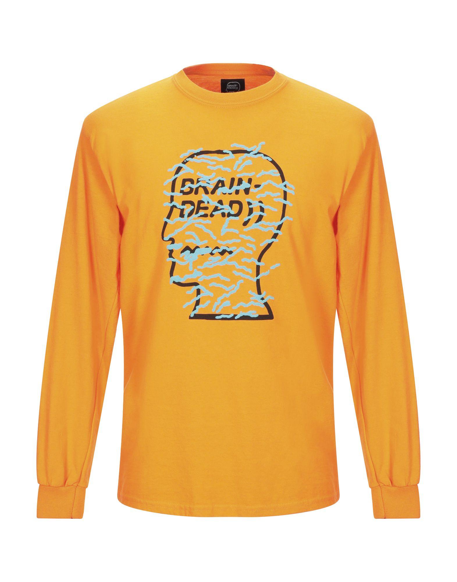 T-Shirt Brain Dead uomo - - 12333387KP  hoher Rabatt
