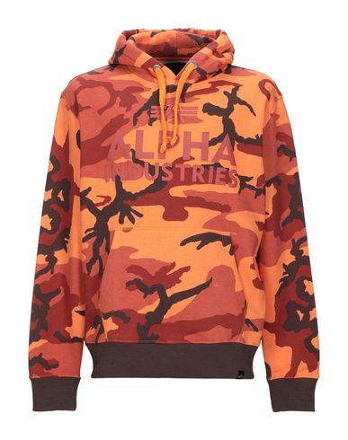 ALPHA INDUSTRIES INC. - Hooded track jacket