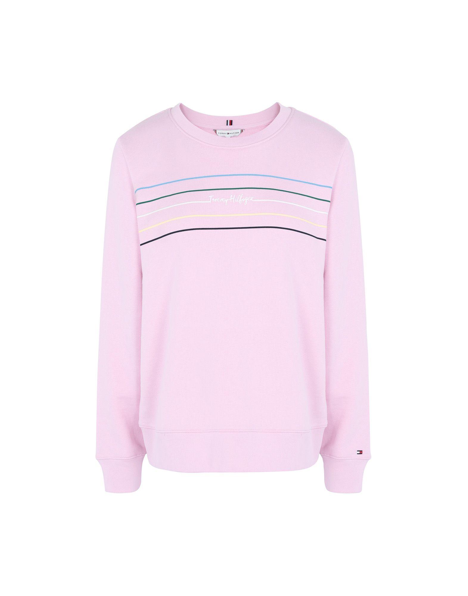 Tommy Hilfiger Louisa C-nk Sweatshirt LS Camisa Manga Larga para Mujer