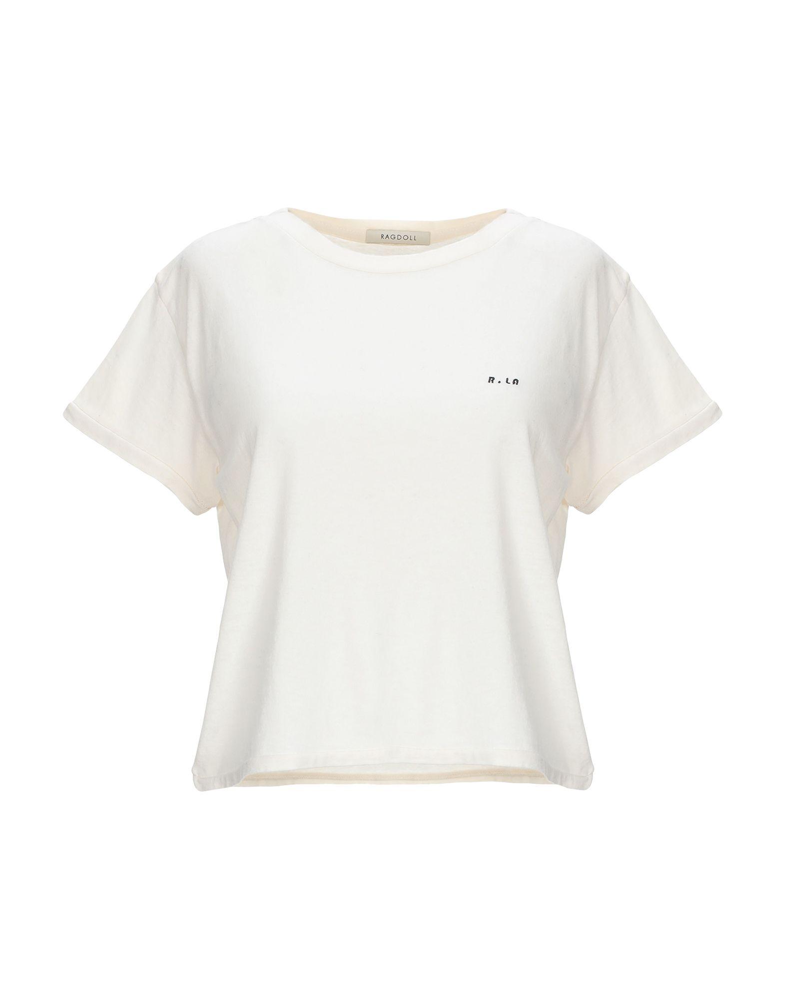 T-Shirt T-Shirt Ragdoll donna - 12334717FE