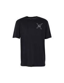 Hombre Under Armour Mk1 SS Wordmark Camiseta