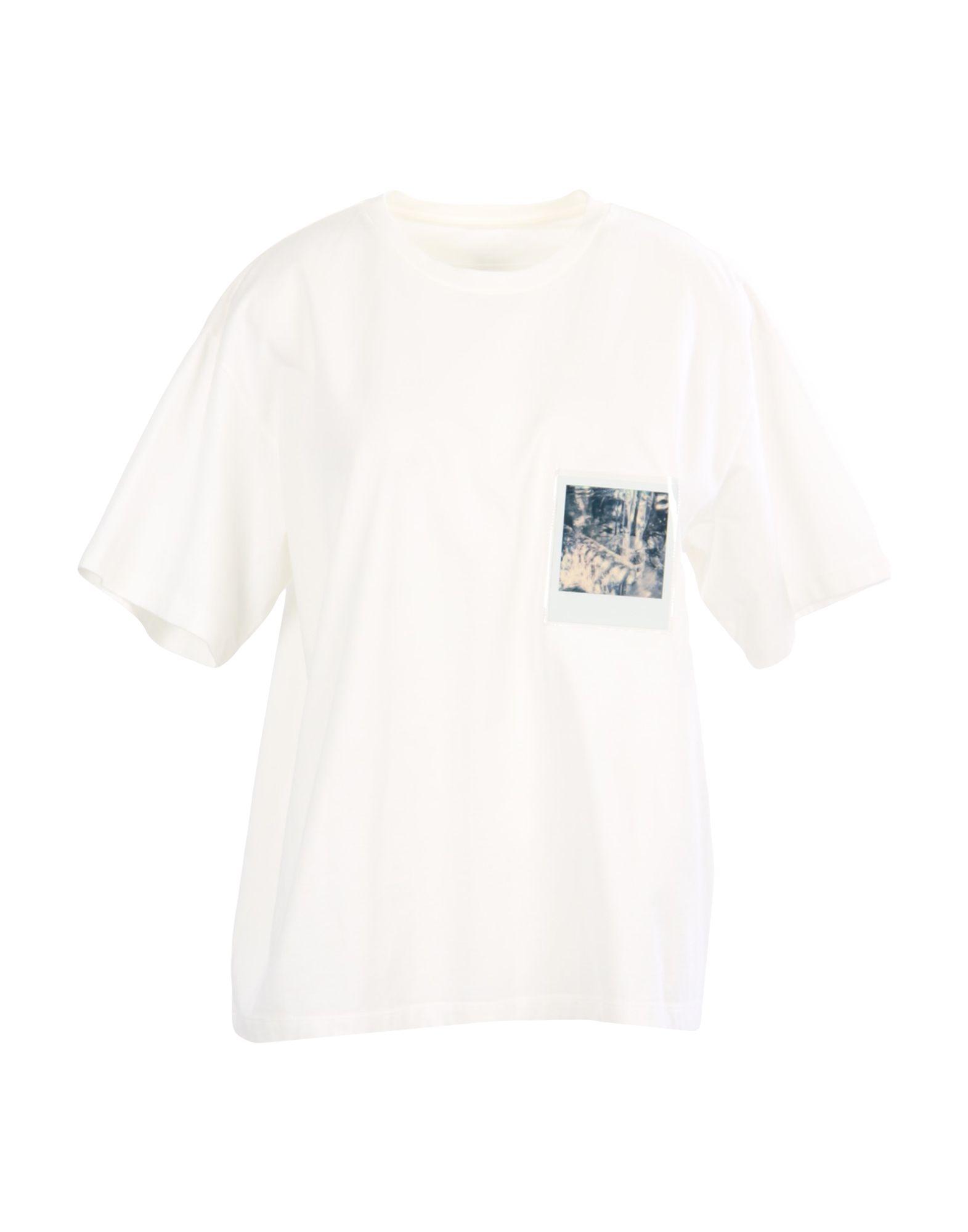 T-Shirt Mm6 Maison Margiela damen - 12335785DW