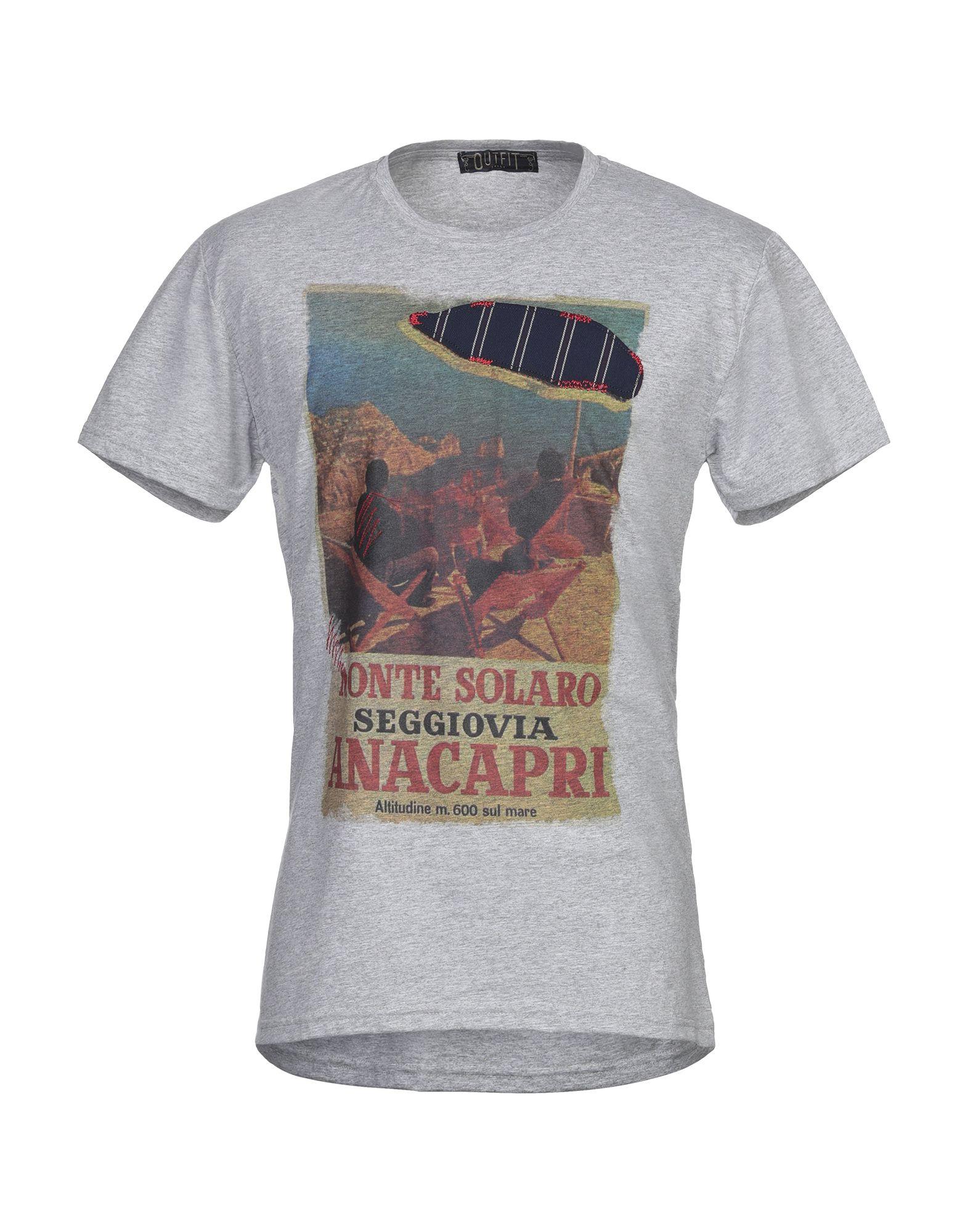T-Shirt Outfit herren - 12335974VH