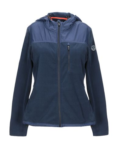 NORTH SAILS - Hooded track jacket