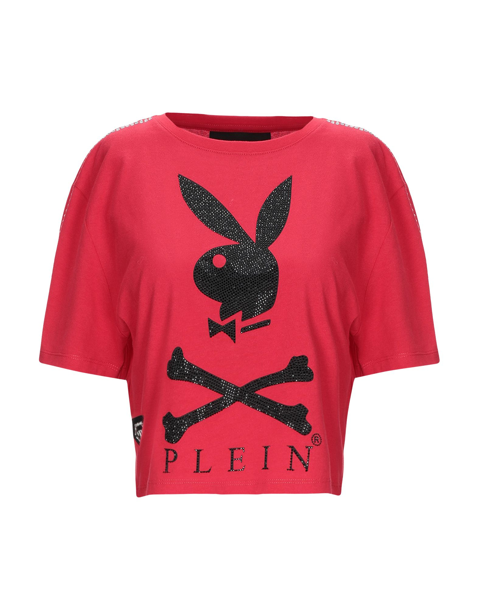 T-Shirt T-Shirt T-Shirt Philipp Plein X Playboy donna - 12336969FM 0d5