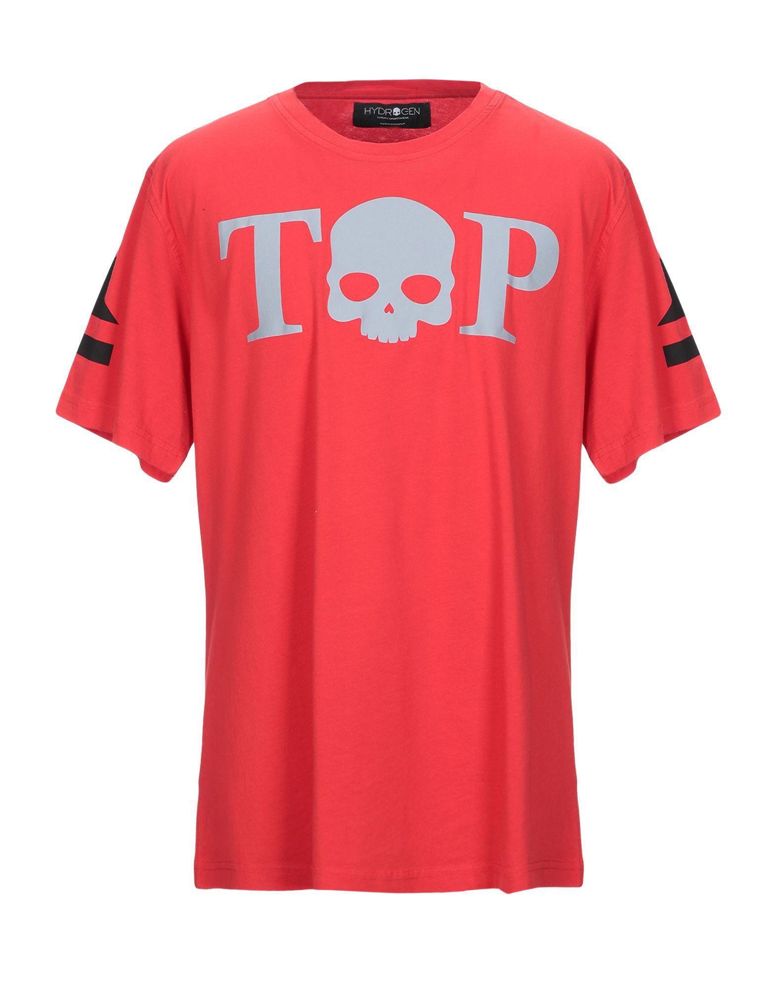 T-Shirt Hydrogen herren - 12337252OP