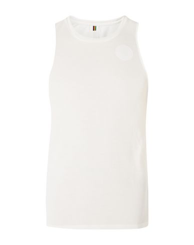 Iffley Road Tank Top In White