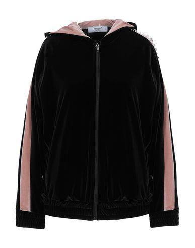 BLUGIRL BLUMARINE - Hooded track jacket