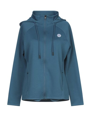 NORTH SAILS - Hooded track jacket