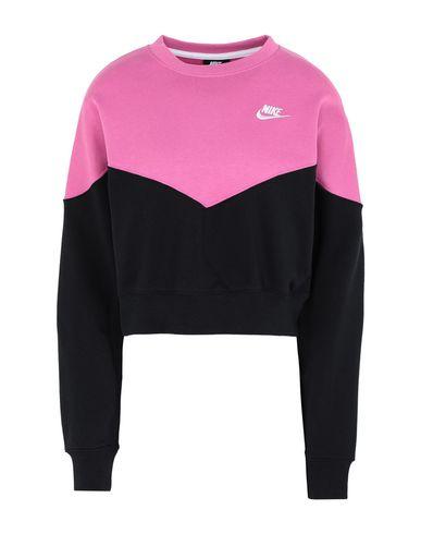 Heritage Crew Fleece by Nike