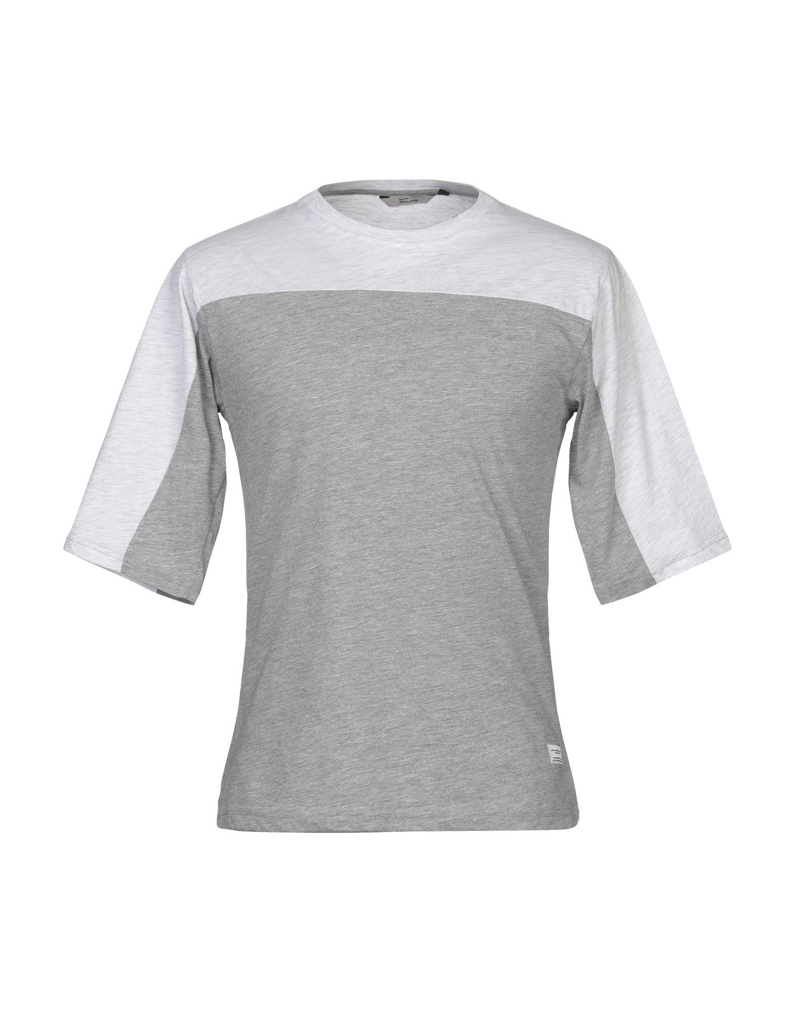 T-Shirt Rvlt Revolution herren - 12343559VM