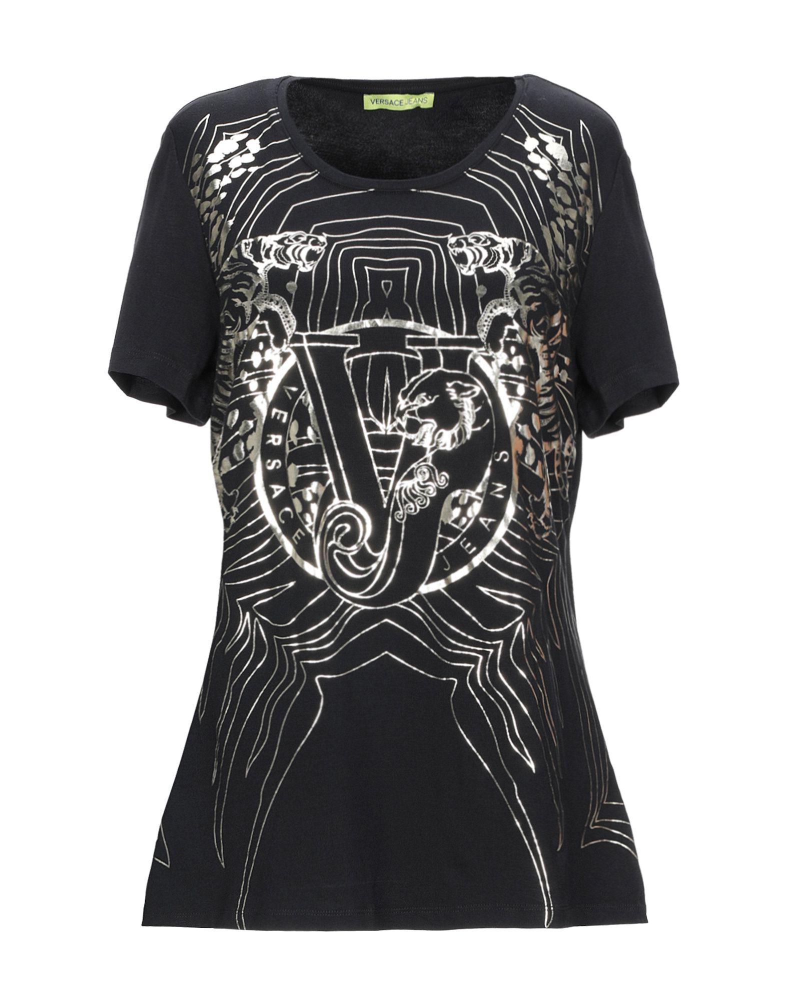 T-Shirt  ersace Jeans damen - 12345390IE