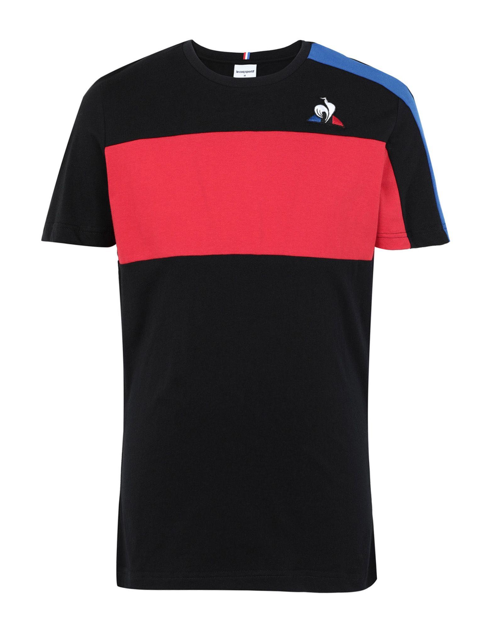 T-Shirt Sportiva Sportiva Sportiva Le Coq Sportif Tri Tee Ss N°6 - uomo - 12345820DW 08c