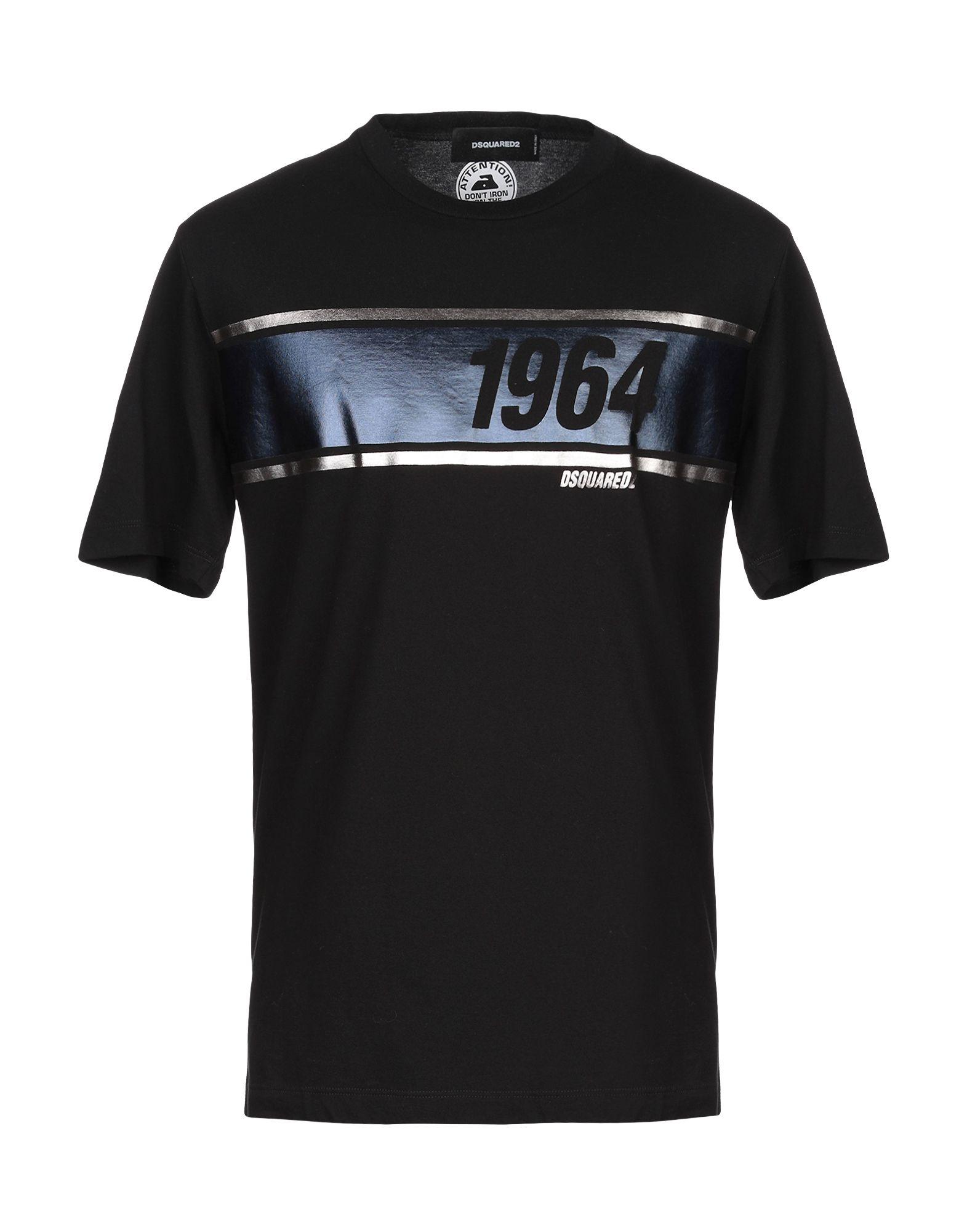 T-Shirt Dsquarosso2 uomo - - 12346555HH