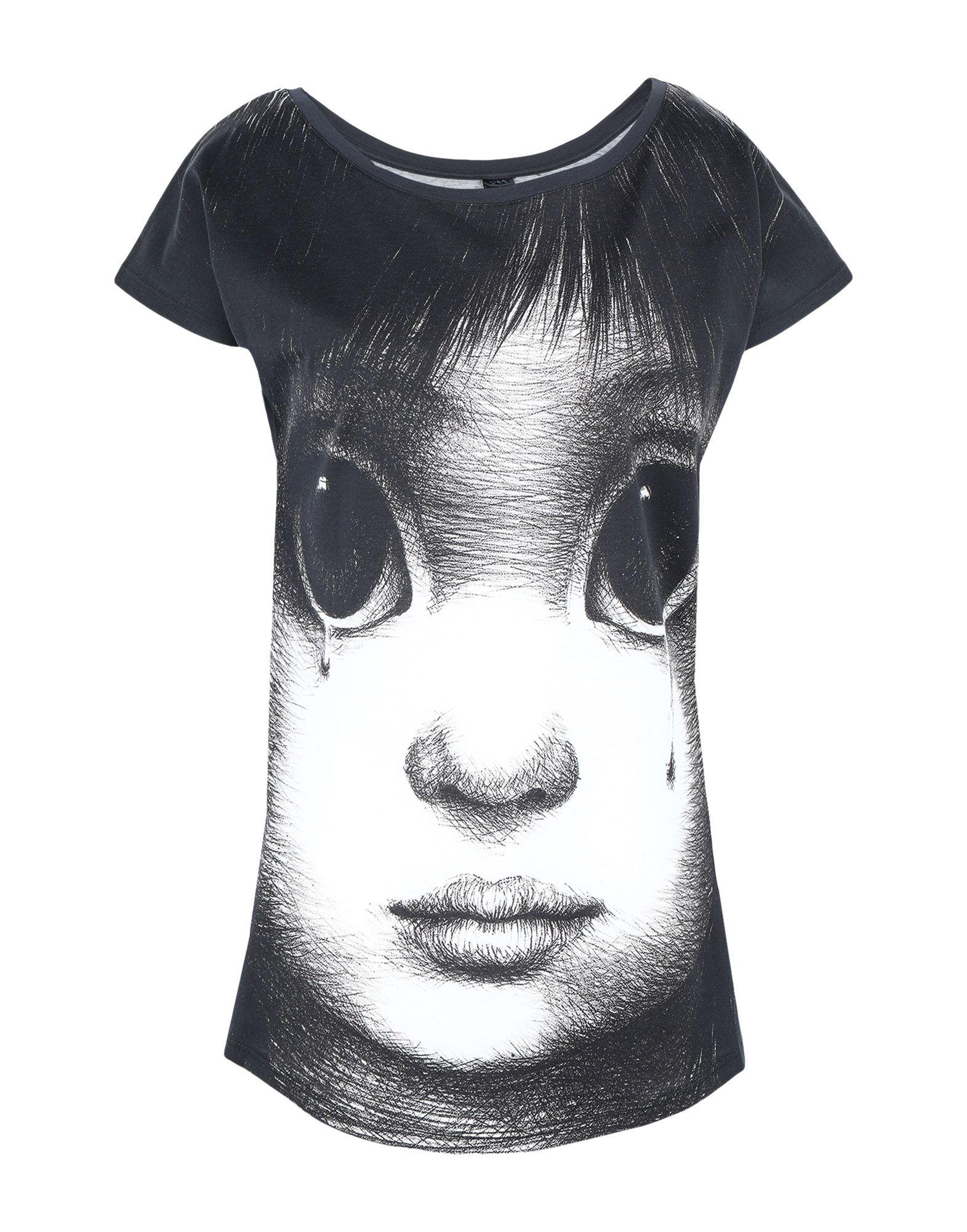 T-Shirt Vesti Vesti Vesti L'arte donna - 12347061OB bf3