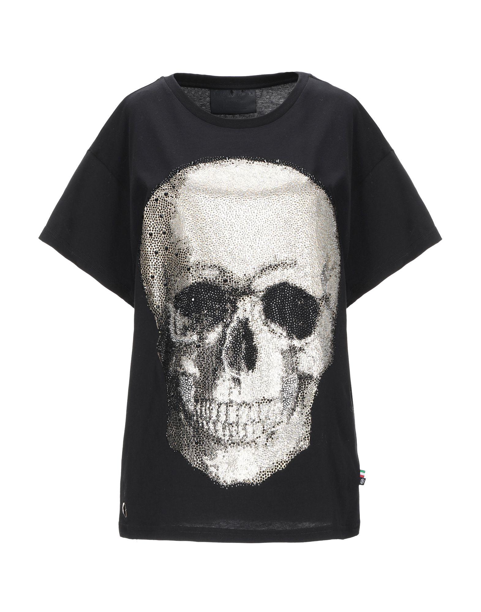 T-Shirt Philipp Philipp Philipp Plein donna - 12348644IN 824