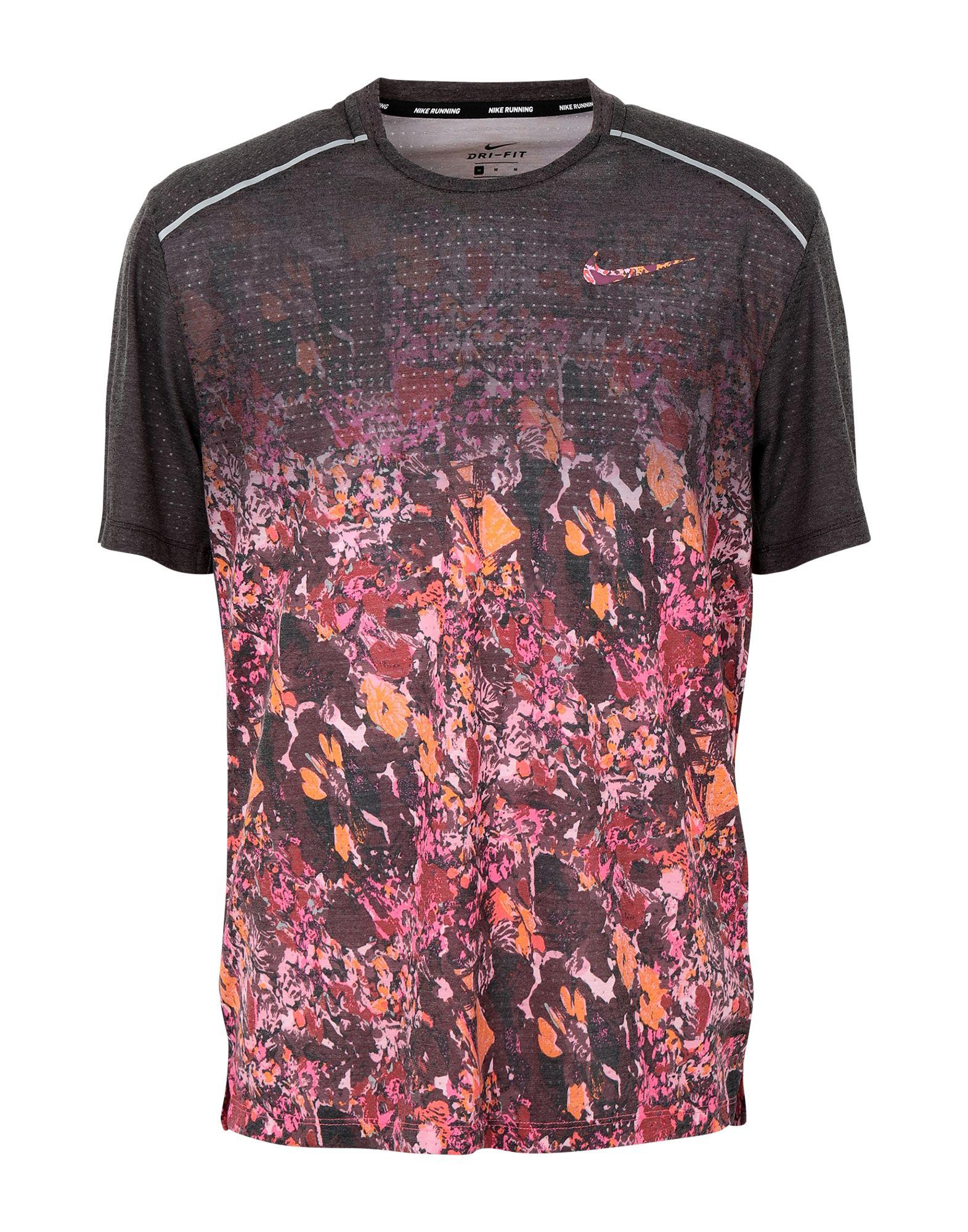 T-Shirt Sportiva Nike Rise 365 Short Sleeve Top Premium - herren - 12350961EN