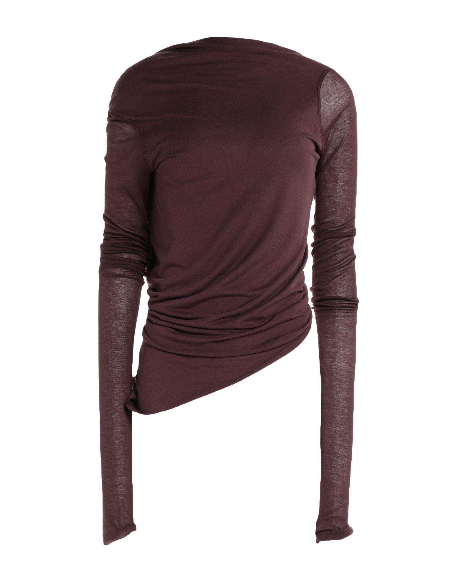 4cc4a703ee T-Shirt Rick damen - 12351639ST Owens Lilies nsrves9466-RICK OWENS ...