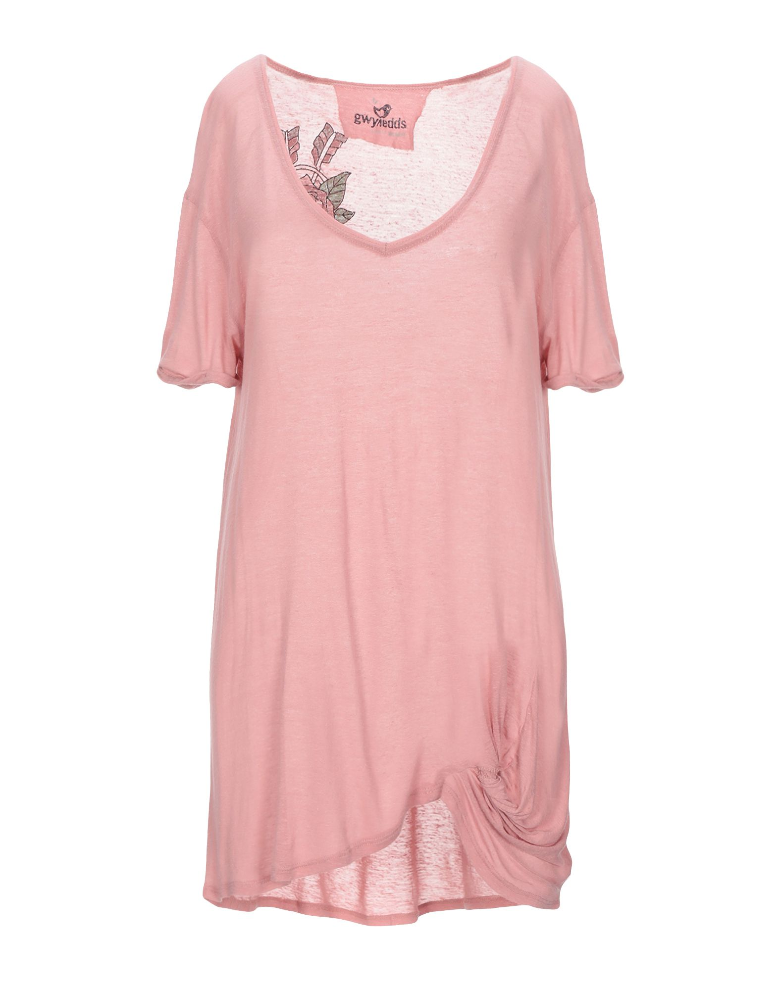 T-Shirt Gwynedds damen - 12351764SM