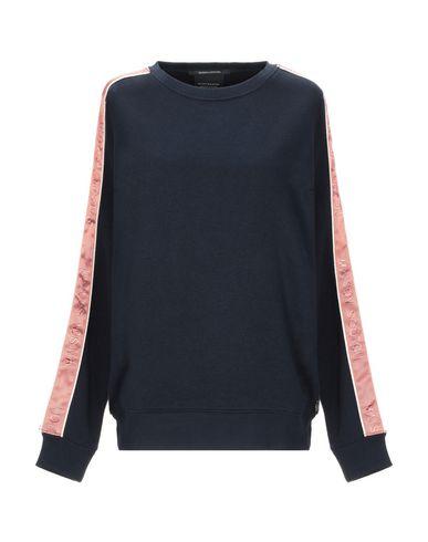 Maison Scotch Sweatshirt In Dark Blue
